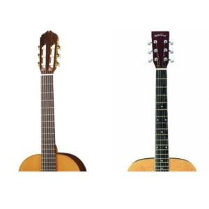 ギターの種類について「アコースティックギターとフォークギターの違いは?」