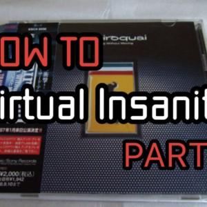 Virtual Insanity/guitar coverの弾き方➀イントロ編