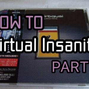 Virtual Insanity/guitar coverの弾き方④エンディング(最終回)